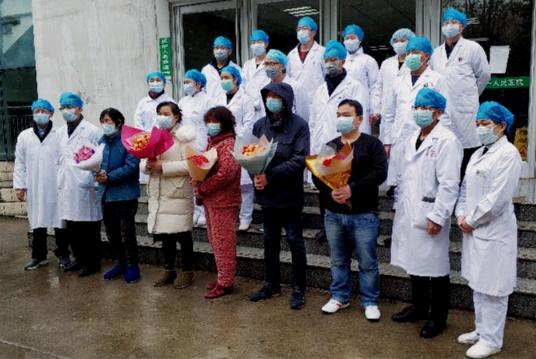 一名医生的抗役日记:我在湖北咸宁37天,体温37度
