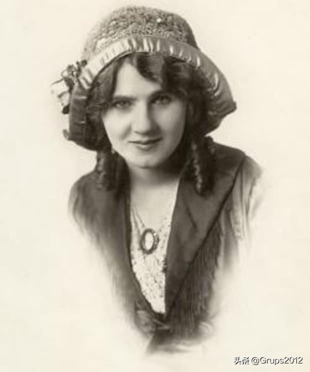 世界第一位电影明星的悲惨人生 她发明的东西至今我们还在用