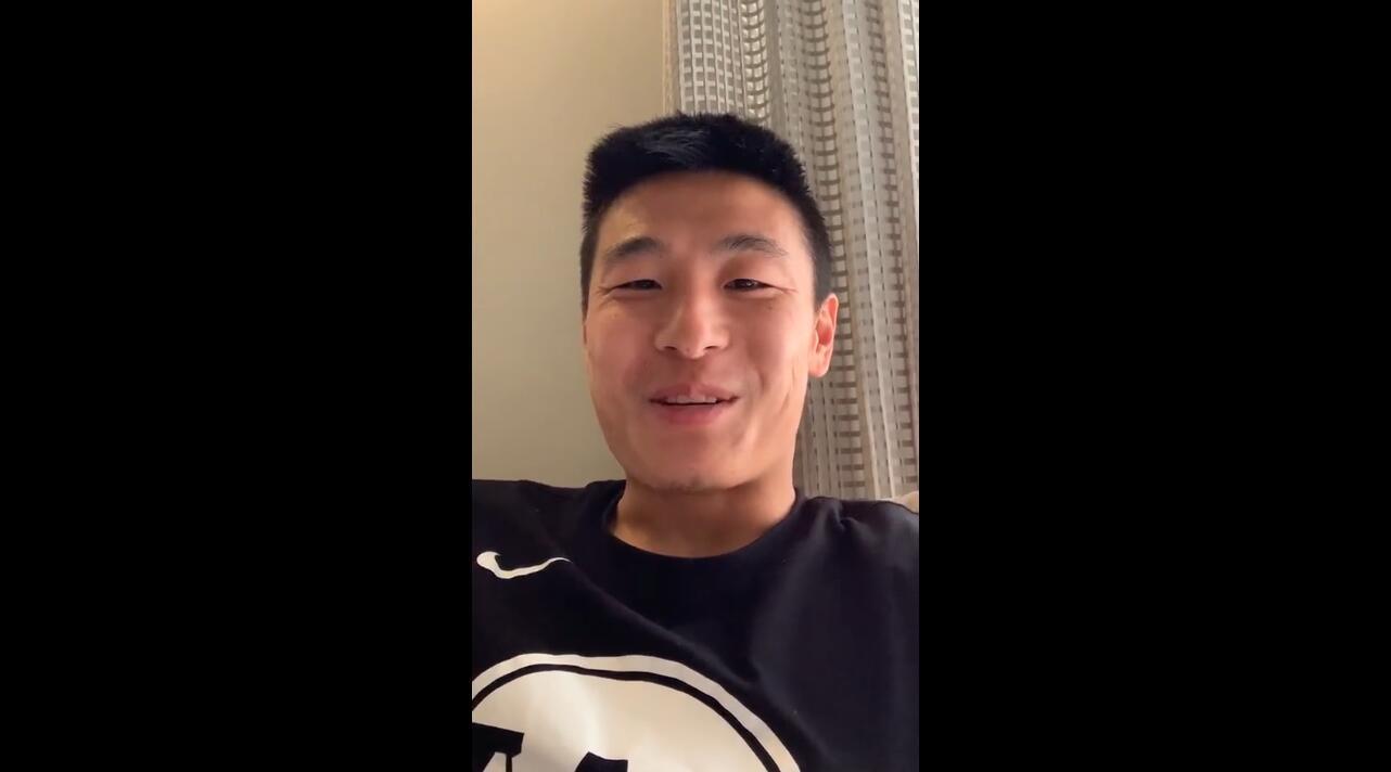 武磊回应感染新冠:症状基本消失 迫不及待想回归球场