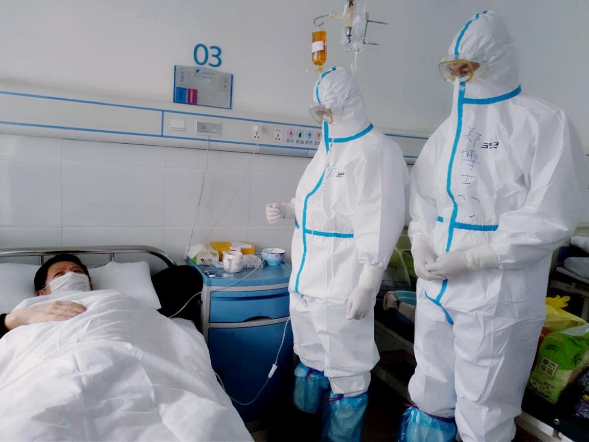一名医生的抗役日记:我在湖北咸宁37天,体温37度插图(3)
