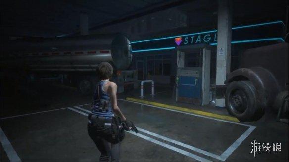 《生化3重制版》试玩demo玩家用穿墙mod进入禁区