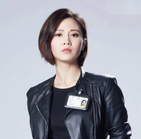『女警』TVB新晋花旦《法证先锋4》再演女警表现亮眼 被网友大赞可甜可咸