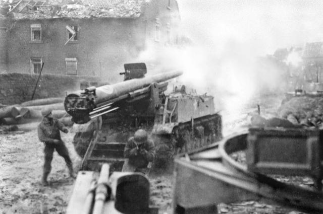 火力为王:二战美国自行火炮的科技树,失败者才是未来发展趋势
