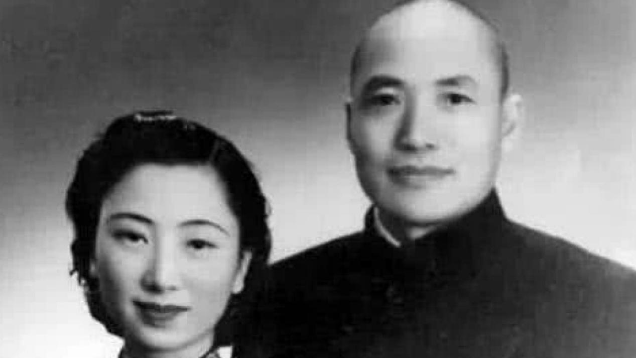 黄百韬的妻子照片