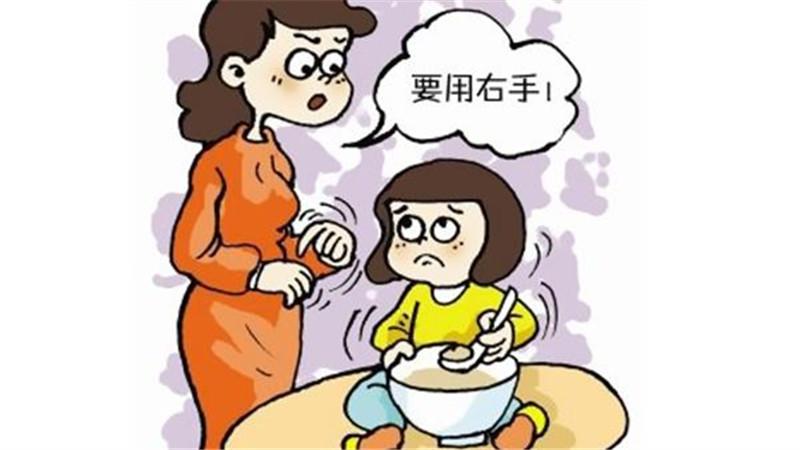 宝宝出现的左撇子需不需要干涉?