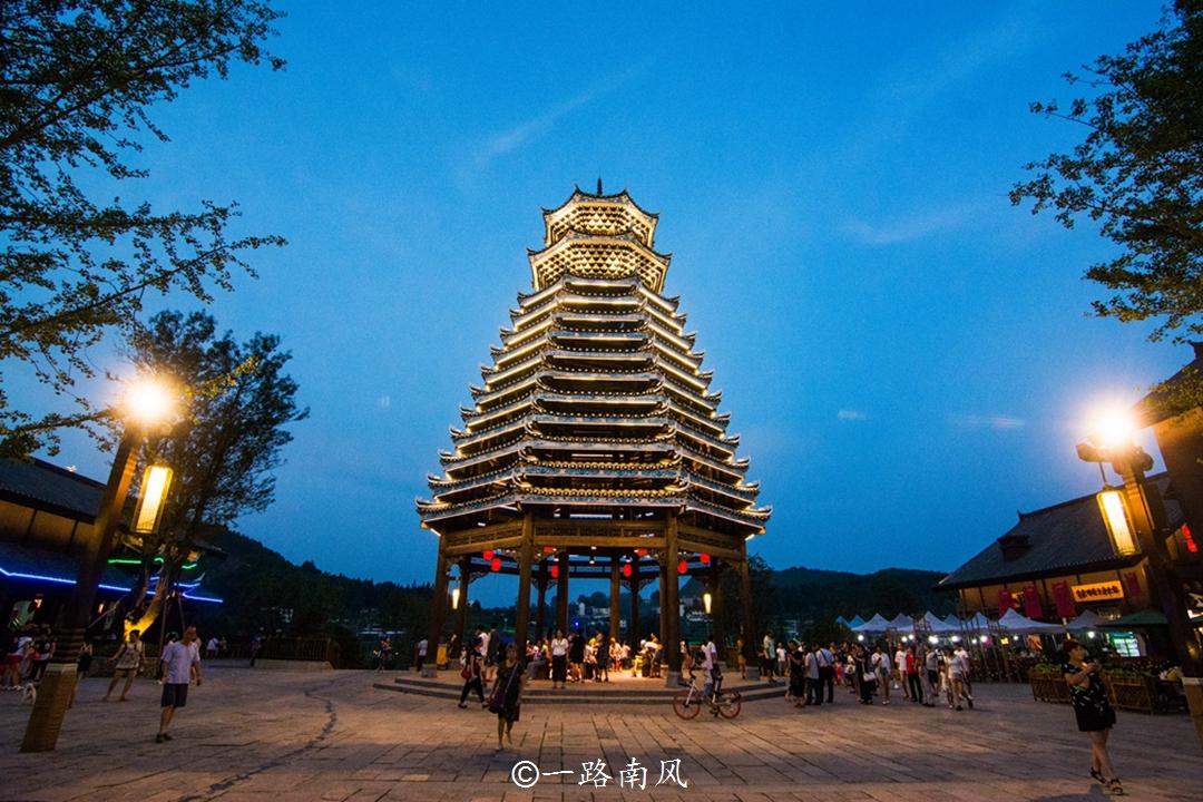 """原创            贵州""""最帮游客省钱""""的小镇,投资13亿,一直坚持免费!"""