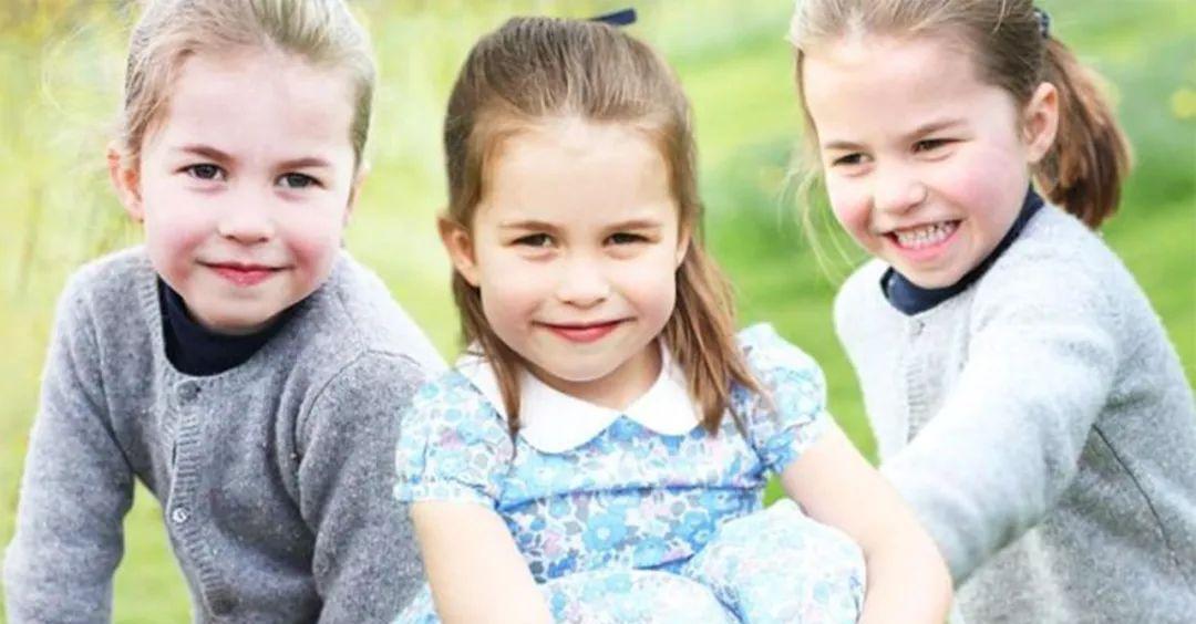 [热点]原创凯特真会为女儿挑衣服,夏洛特4岁穿格纹裙,延续王室第5代时尚