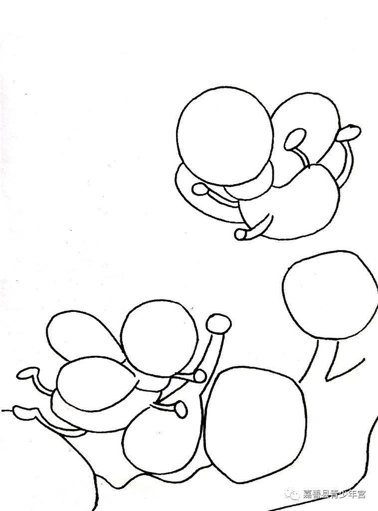 嘉善县红领巾公益课堂(十三)——快乐的小蜜蜂图片
