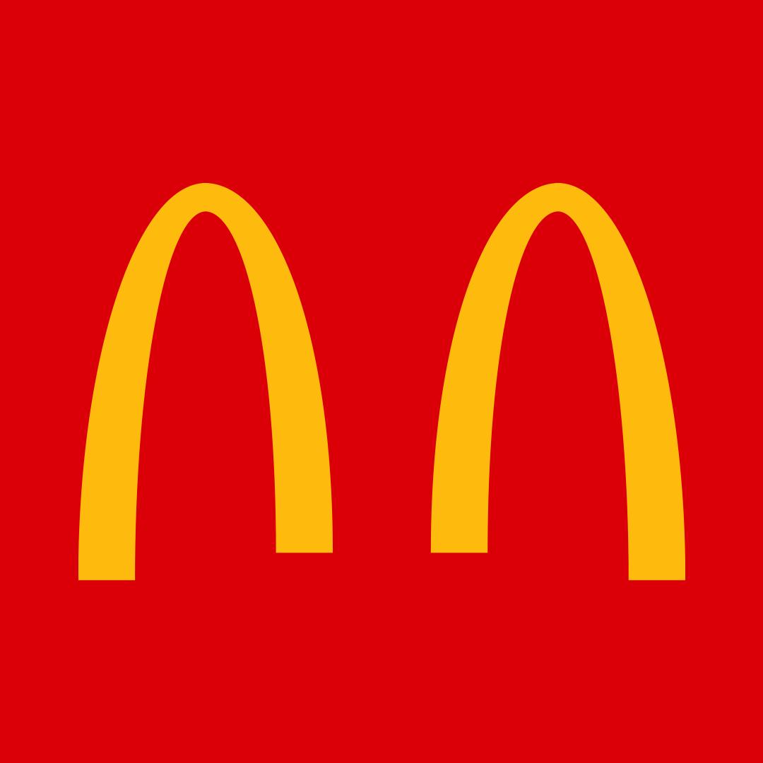 麦当劳图标_麦当劳标志图片_素材吧