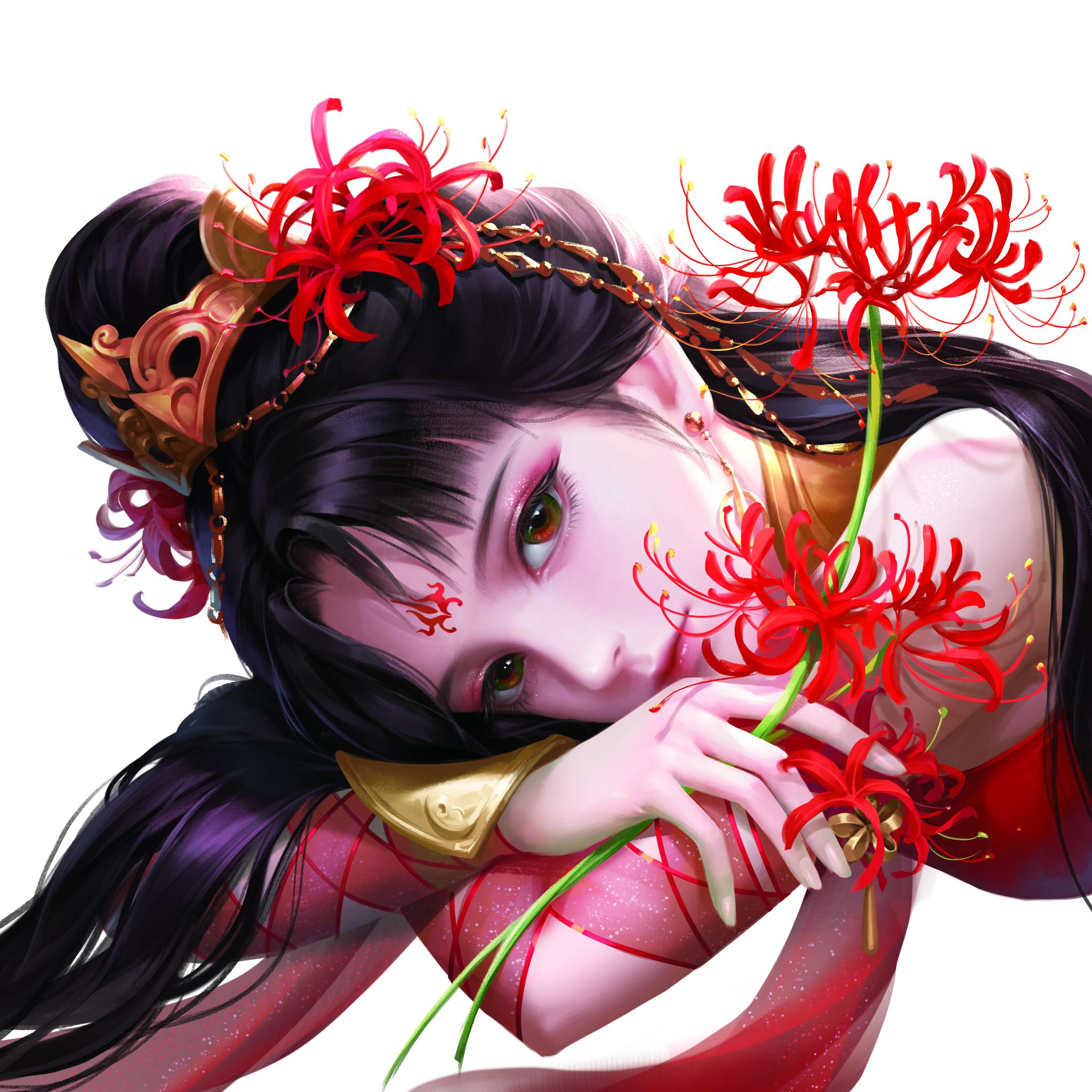 POPMAGIC流行魔法X倩女幽魂限量美瞳为你积蓄爱情魔力!-ANICOGA