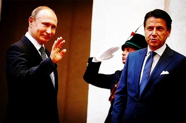 8名俄专家被派往意大利,协助意抗击疫情,俄国防部:普京的指示