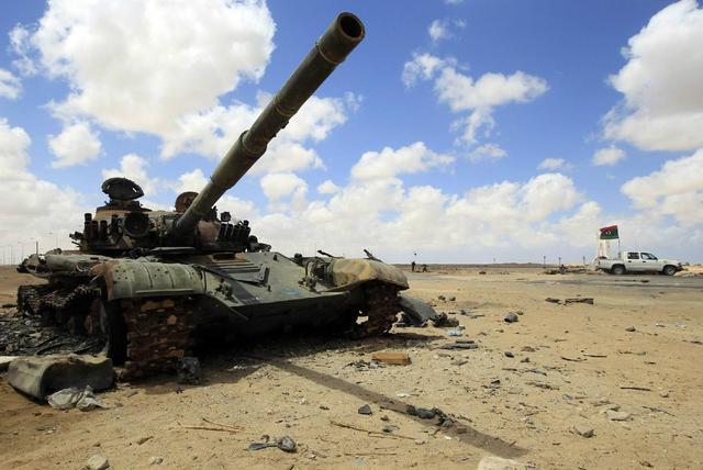 美军深陷北非泥沼:泛滥流散的中俄武器成最大难题!
