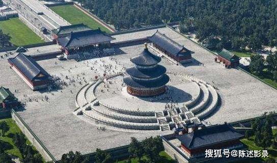 原创            北京的天坛、地坛、日坛、月坛分别是用来做什么的?
