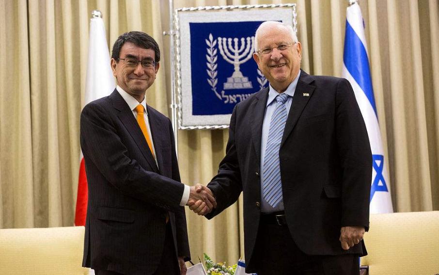 以色列总统召集,内塔尼亚胡与甘茨讨论内阁组成