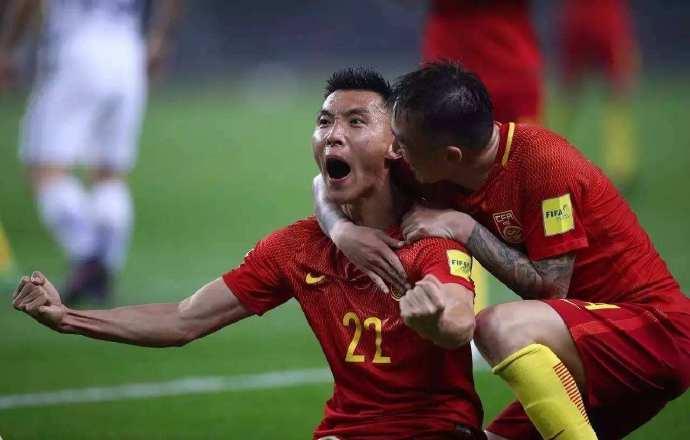 世界杯预选赛国足1比0韩国
