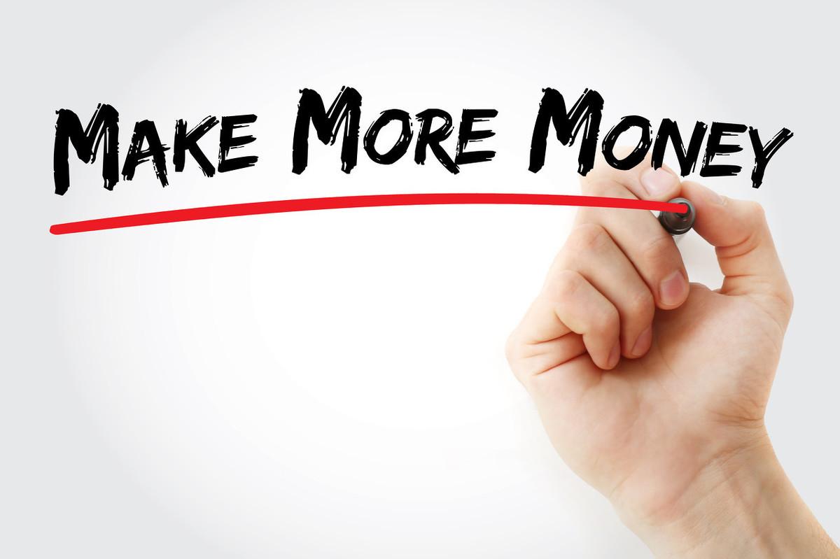有哪些赚钱的副业? 如何找到月入过万的副业? 网上赚钱 第1张