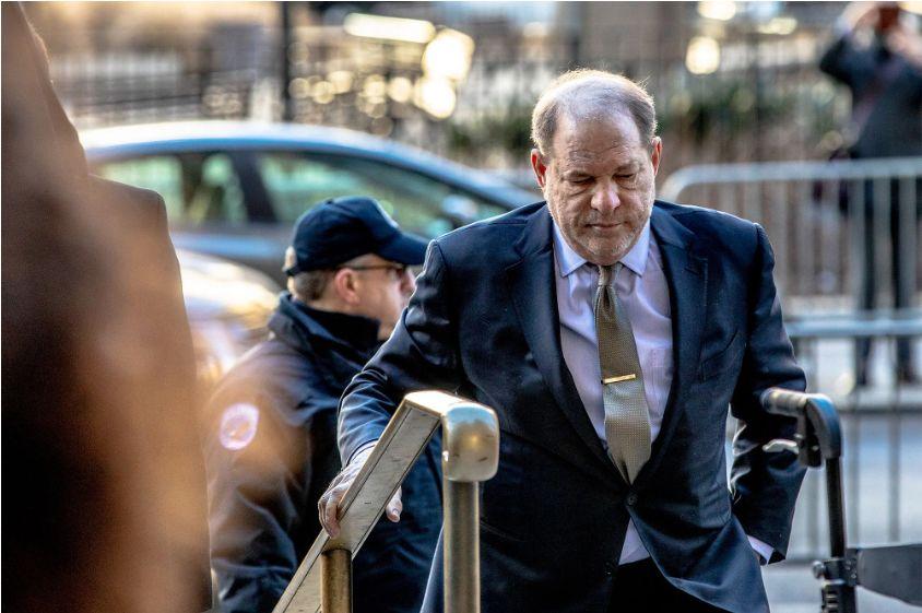 性侵大亨在监狱里确诊,美国人却都怒了:为什么他能做检测?!