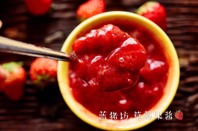 原创做草莓酱注意三点,健康无添加,记住春天的味道