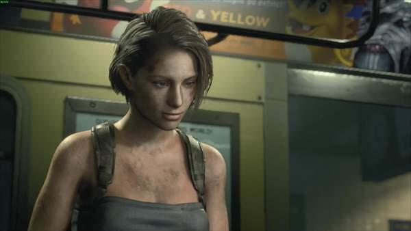 《生化3:重制版》吉尔经典服装MOD紧身抹胸归来