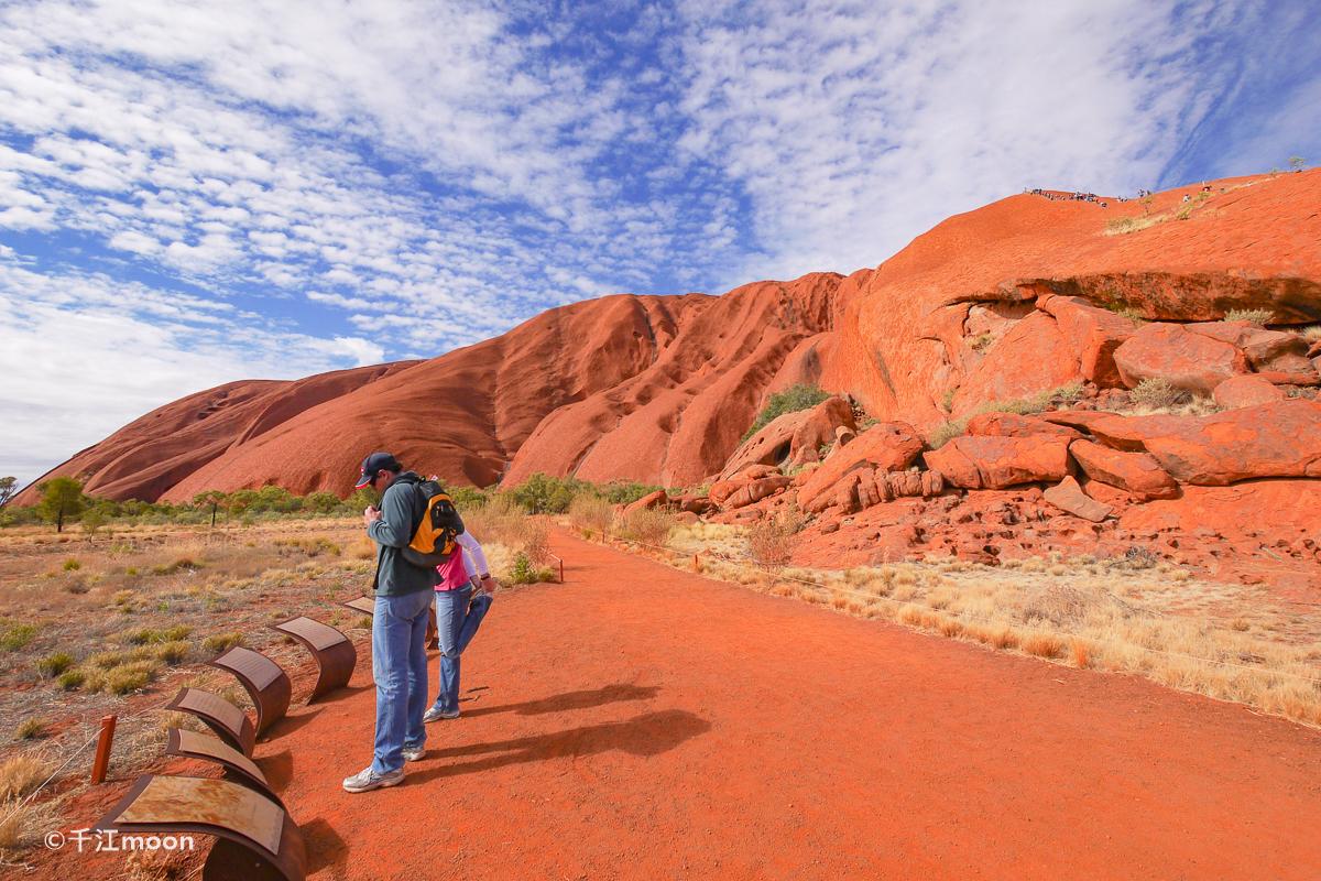 澳洲那片荒芜壮观的红色平原,不只有埃尔斯大岩石