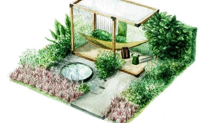 2020年切尔西花园展,概念设计来了
