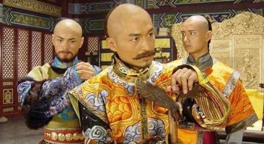 原创            和珅被处决前,嘉庆说了六个字