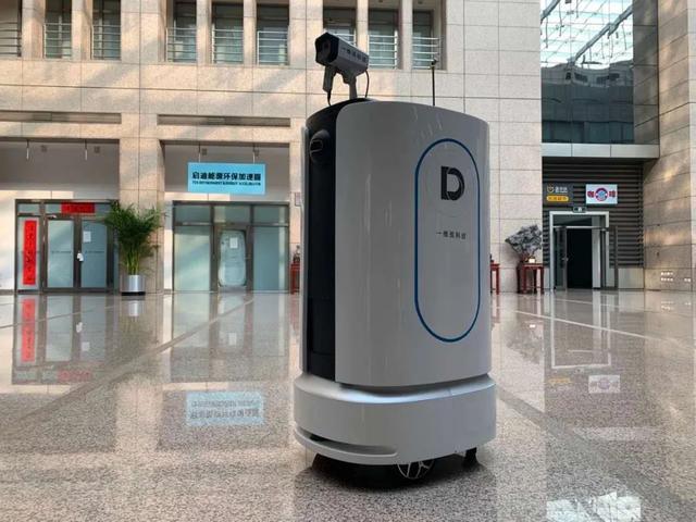 <b>疫情期間的機器人總動員,這次人類要感謝它們</b>
