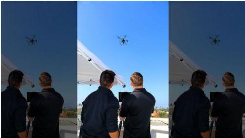 学习中国经验!美国警局购入中国无人机协助城市封锁