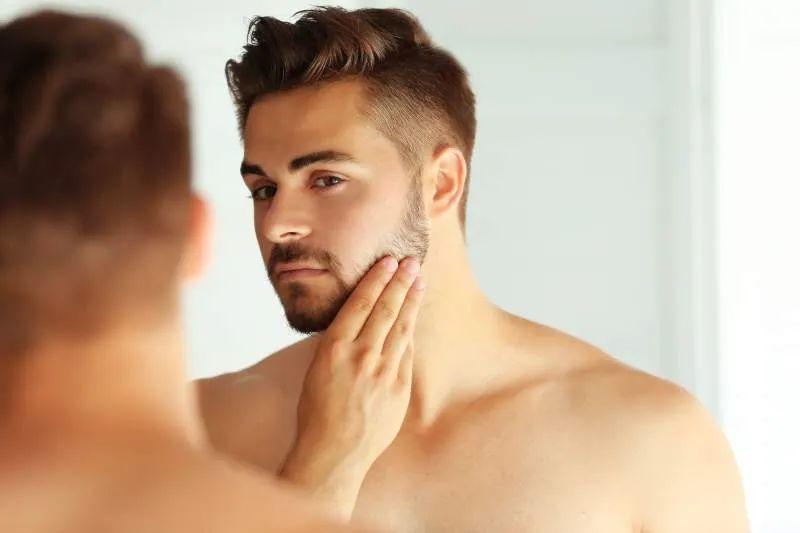 男士脸部护理