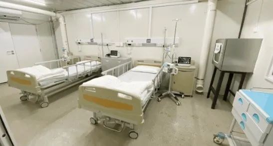 火神山医院病房设计图