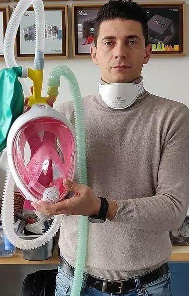 【潜周报】潜水面镜做肺炎呼吸机...国内潜水展7-8月如期举行...东京奥运会官宣推迟