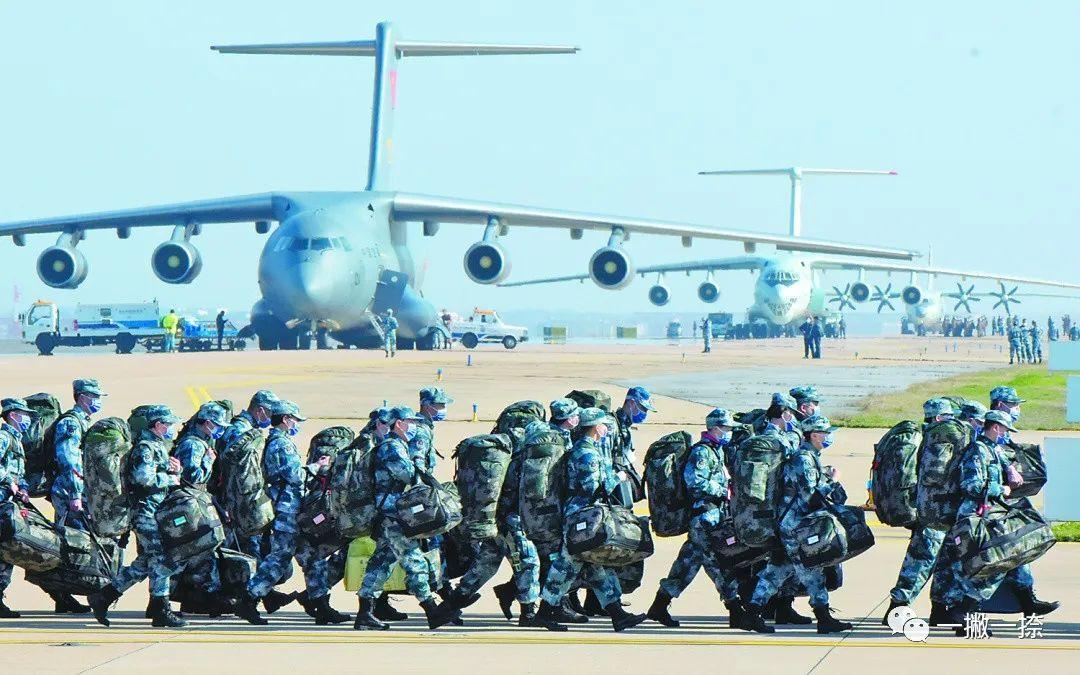 部队增派2600名医护人员