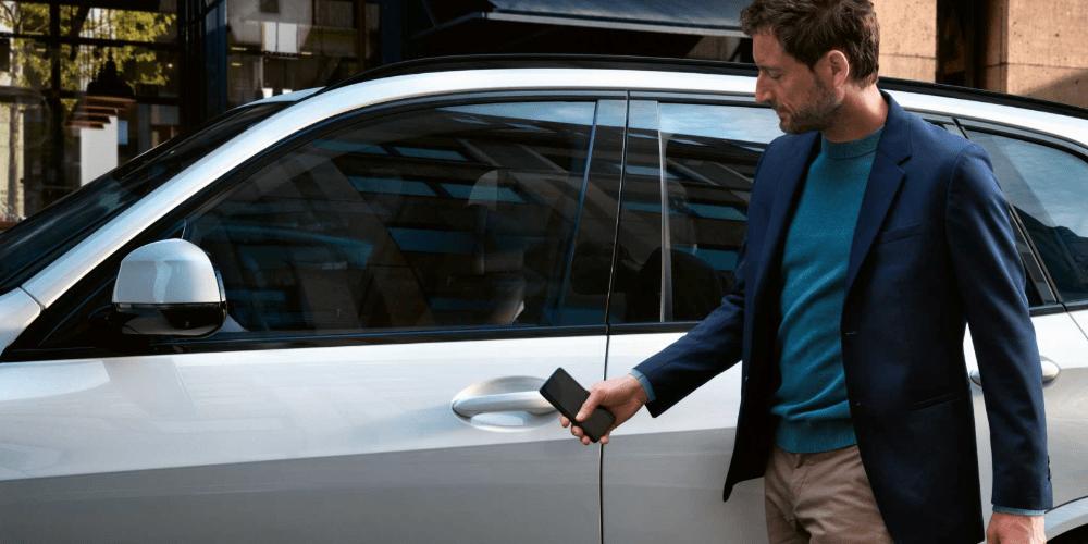 不需要钥匙了?宝马正与苹果合作开发iPhone虚拟车钥功能