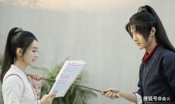 赵丽颖竟成全剧演技最差?吴刚和惠英红给她做配,能转型成功吗?