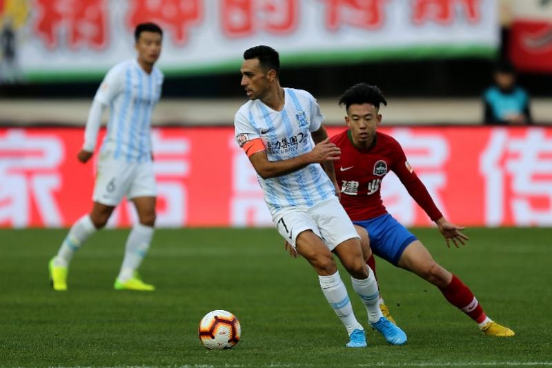 中超等俱乐部皆尚未收到联赛重启计划表中国足协也只能等