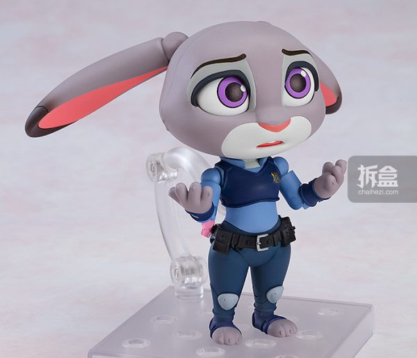 Good Smile Company《疯狂动物城》黏土人 狐狸尼克/兔子朱迪