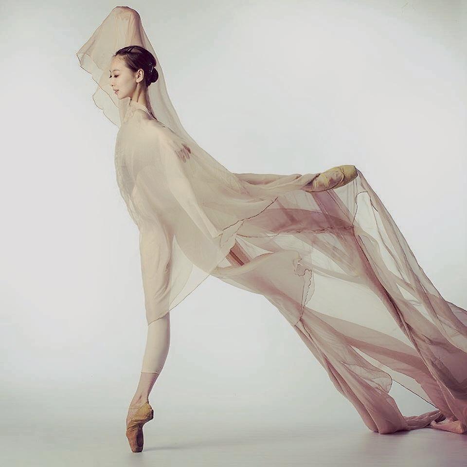 「曲滋娇」敖定雯:芭蕾是我生命中不可分割的一部分,