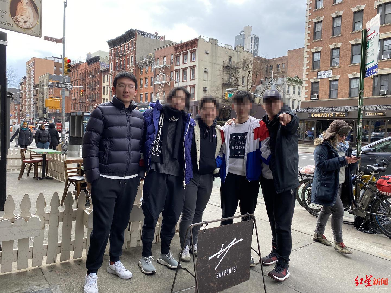"""中國留學生口述:我在紐約經歷""""抗疫"""""""