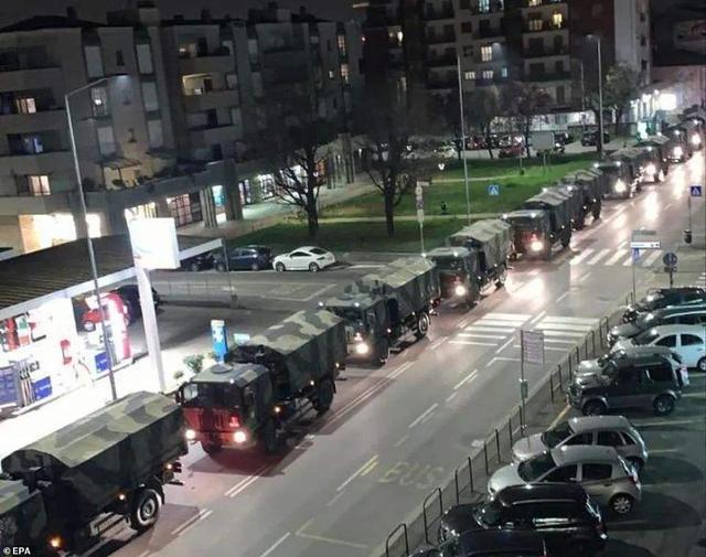 美国不支援,俄罗斯派8支医疗队支援意大利,波兰不顾人道挡去路