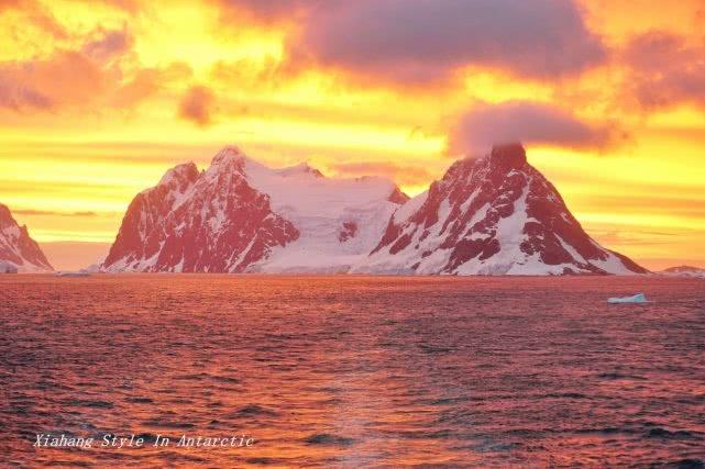 原创 地球最后被发现的神秘大陆,却没有人类定居,四周被海洋所笼罩