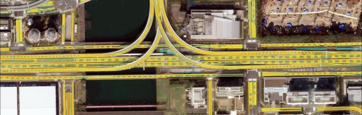 丰田TRI-AD与NTT DATA、Maxar成功生成自动驾驶的高清地图