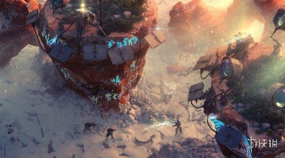 末世RPG《废土3》53分钟试玩!展示开场部分的战斗