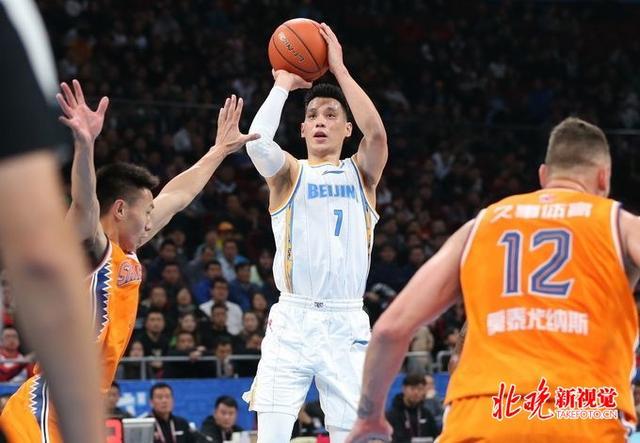 林书豪返回中国