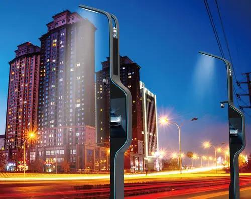 新基建时代到来,智慧路灯发展前景广阔