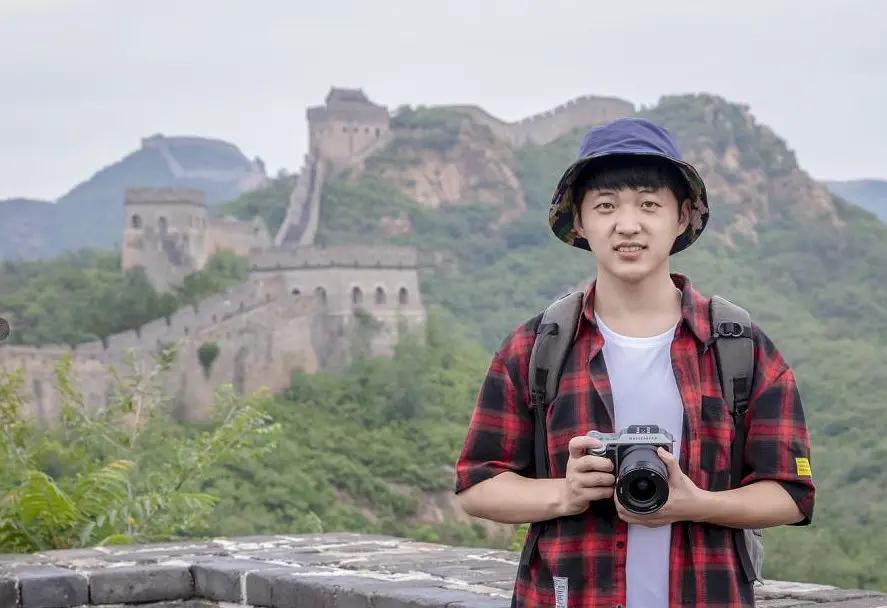 东北会计5年拍30万张长城照片 拿奖拿到手软