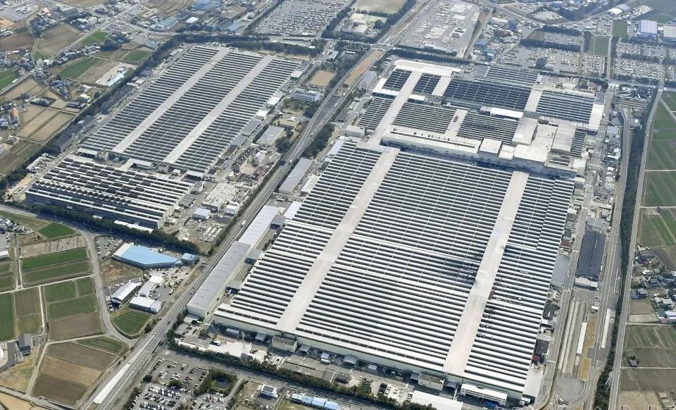 雷克萨斯供应中断 丰田宣布5家工厂下月停产