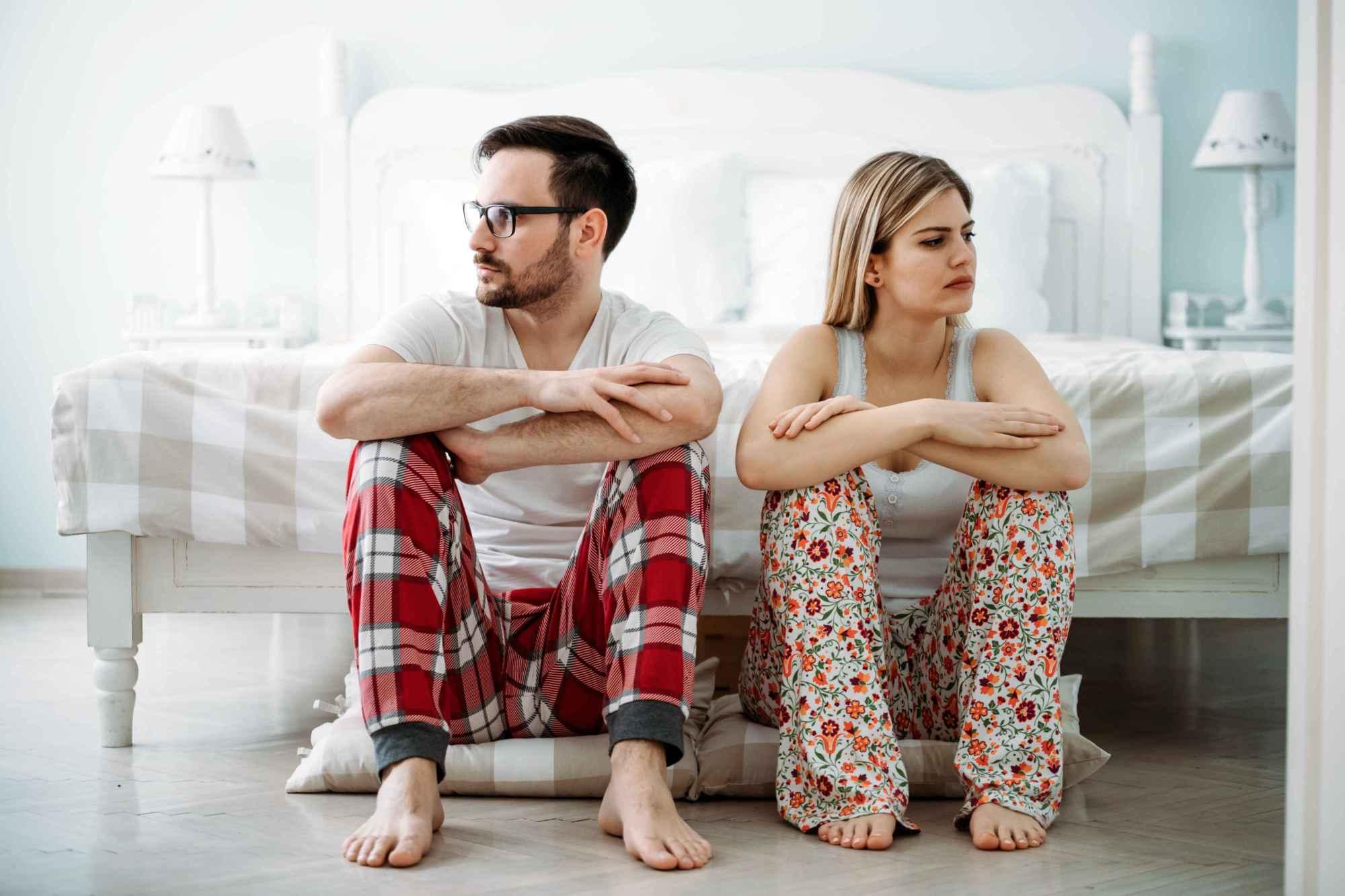 原创夫妻生活少,危害比你想象的严重,5个负面影响,你知道吗?