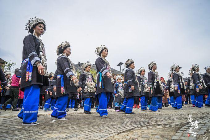 """原创             三月三,去贵州,报京侗寨最热闹的日子,被列入国家""""非遗""""名录"""