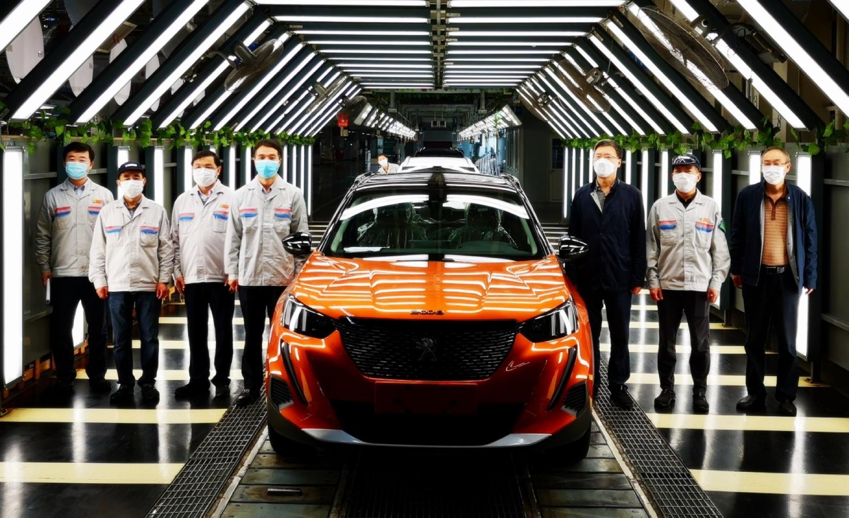 武汉汽车产业逐步复工复产:神龙
