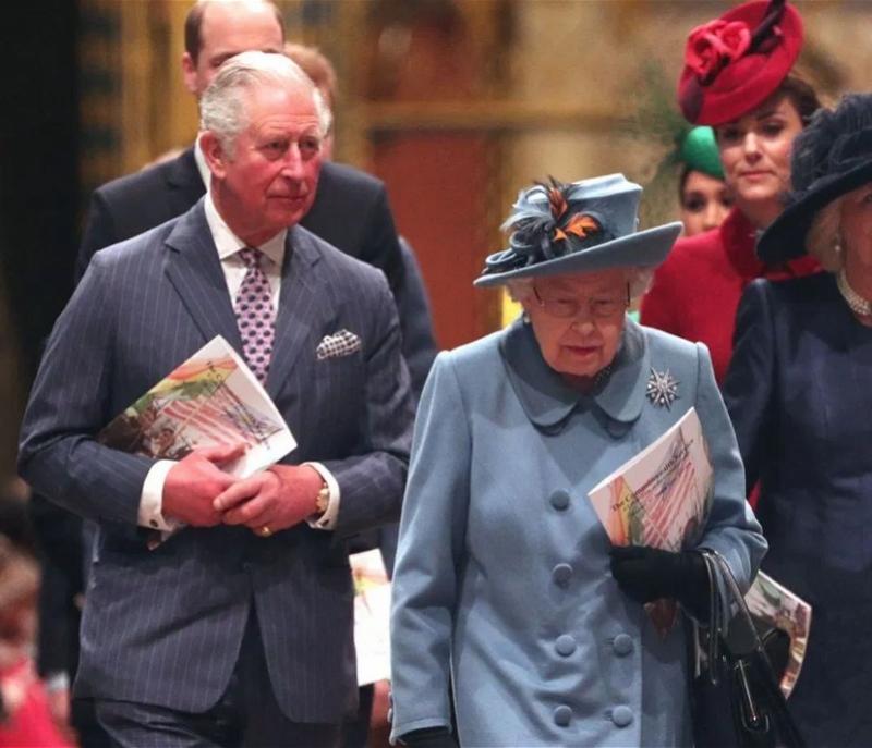英国王储查尔斯确诊新冠肺炎,曾与已感染的摩纳哥亲王会面